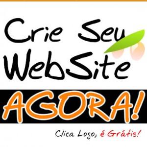 Crie seu Website é Grátis