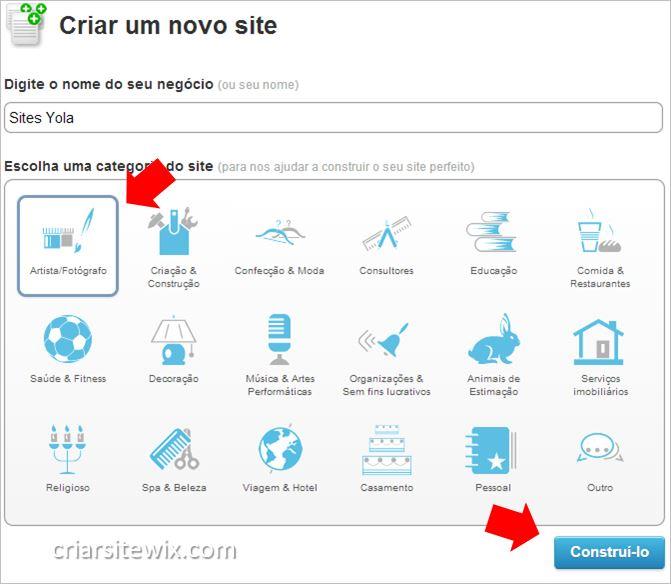 Site Totalmente Grátis