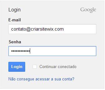 Pesquisa Personalizada do Google