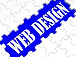construir um site