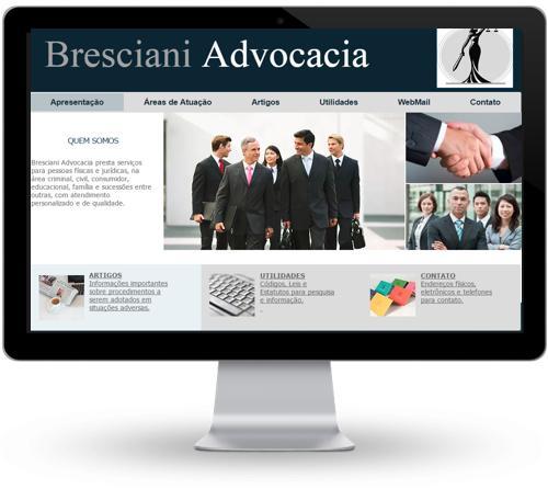 exemplo de sites